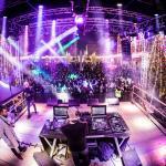 capodanno nk studio beatgarden la spezia piazza verdi king joshua mc fago luci palco stage pioneer cdj tour1