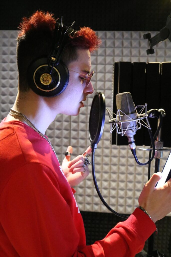 Zip studio session